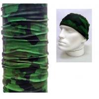 Máscara de Proteção Solar EcoHead - Camuflado
