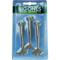 Camarão Artificial Big Ones Pro Series cor 01 (marrom) - 10 cm