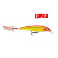 Isca artificial RAPALA X-RAP - XR10 - Cor HH