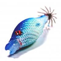 "Isca artificial Albatroz ZANGARILHO BLUE- 4 cm ""Pesca de Lula"""