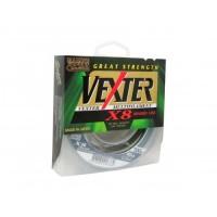 Linha multifilamento VEXTER X8 80 LB 0,44 MM - 300 METROS - 8 fios