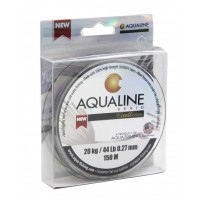 Linha multifilamento Aqualine EXCELLENCE 0,30 mm - 48 Lbs - 300 METROS - LANÇAMENTO!