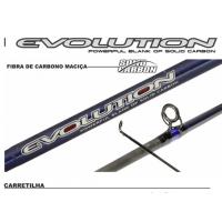 Vara carretilha Marine Sports EVOLUTION MS-C 561MH - 15 a 30 Lbs