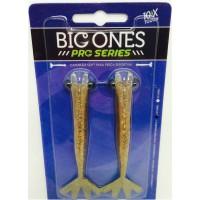 Camarão Artificial Big Ones Pro Series cor 06 (marrom claro) - 12 cm