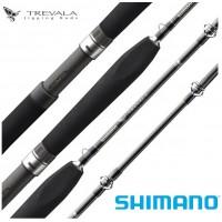 "Vara carretilha Shimano Trevala 6""6' TVC-66M2 - 30 a 80 lbs - Jig 75 a 200 g"