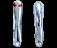 Isca artificial MicroJig Keep Fishing Sapogu - cor Cromado - 19G