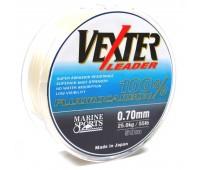 Linha 100% Fluorcarbon Leader VEXTER 0,70 mm - 55 Lbs - 50 metros