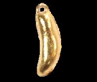 Isca artificial MicroJig Keep Fishing Pimentinha - cor Dourado - 6G