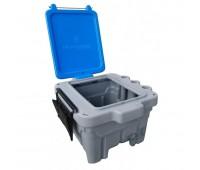 Caixa Milha Box cor Azul