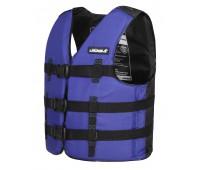 Colete Jogá Salva Vidas Homologado C5 Sport - Cor Azul - GG (acima de 110kg)