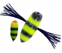 Isca artificial OCL Lures Dragonfly - Cor AB - 5,5cm - 12.5gr