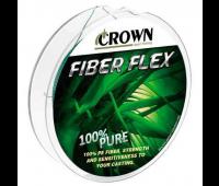 Linha multifilamento Crown Fiber Flex 4X 0,33 mm - 60 lbs - 100 m - Verde