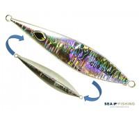 Isca artificial metal Jig Sea Fishing modelo Guild 200g cor Prata