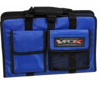 Maleta V-Fox Porta Jig Grande - 45 Compatimentos (Azul)