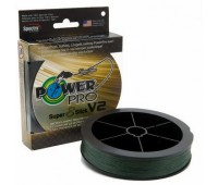 Linha de Multifilamento Power Pro V2 - 0,19mm - 15lb - 135M - Verde