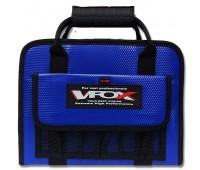 Maleta V-Fox Porta Jig Média - 33 Compatimentos (Azul)