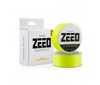 Linha monofilamento SoftLine Zeeo - 0,33mm - 16 lbs - 300 m - Amarelo