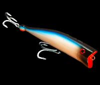 Isca artificial Borboleta modelo Stick Popper cor 21 - 14 g - 90 mm
