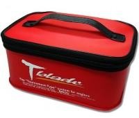 Bolsa Maleta Pesca Multiuso T-Blade Porta Trecos - Vermelha