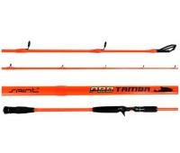 Vara carretilha Saint Plus Pro TAMBA 2,40 m - 25 a 50 lbs - Laranja