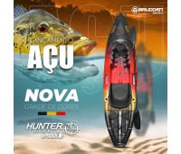 Caiaque Brudden Hunter Fishing UP - Açu