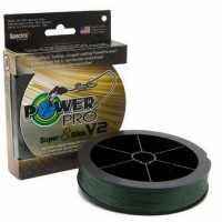 Linha de Multifilamento Power Pro V2 - 0,28mm - 30lb - 135M - Verde